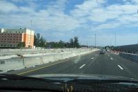 Highway 95 construction