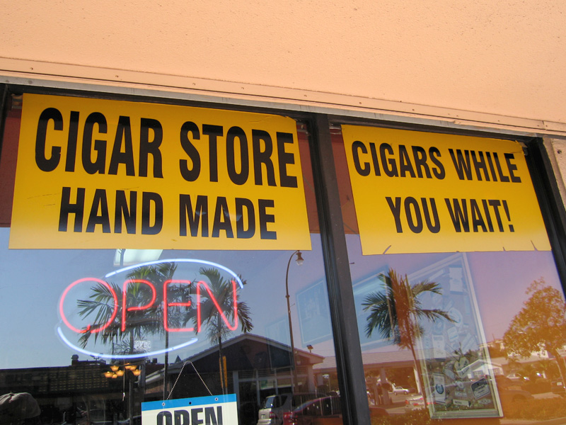 02. Lauderdale by the Sea Cigar Store