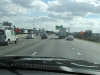Near accident by stupid driver in West Palm traffic