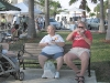 04. Fort Pierce farmers market bench: January 26, 2008