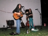 Outdoor concert with Hairpeace in December at Vero Beach Library