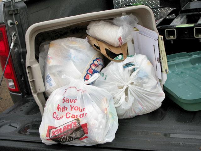 OHV Trash