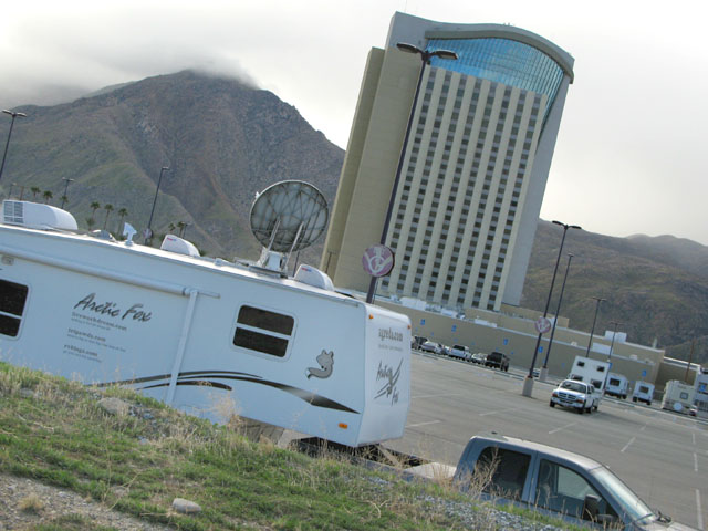 Morongo Casino Camping