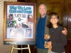 Jim and Rene at TV Critics Conference Press Tour