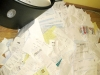 Scanning Bills to Shred Paper Files