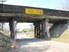Low clearance train bridge River Rd. New Braunfels, TX
