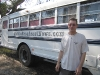Flux and the Mobile broadcast news bus