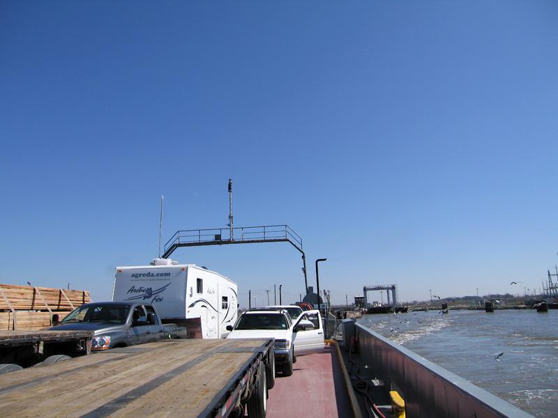 creole ferry
