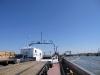 Creole, Louisiana auto ferry