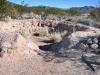 Prehistoric Mogollon Indian Vilage in New Mexico