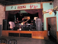 Band plays the 311 Club in Austin, Texas