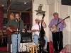 Bluegrass at Artz, Austin, Texas