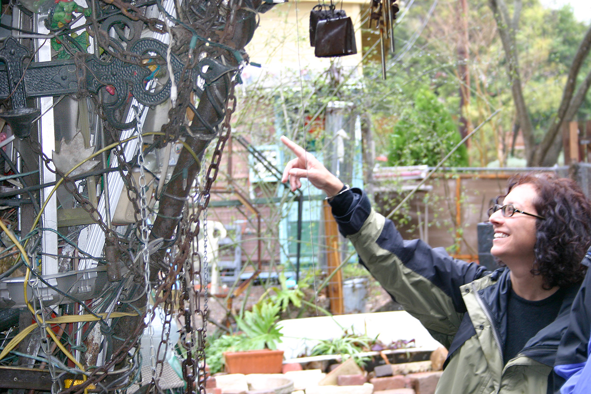 4. Cathedral of Junk Is Amazing