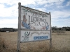 01. Luckenbach sign side one