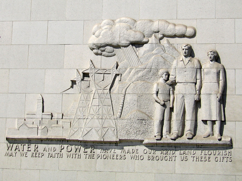 fort moore relief