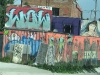 Los Angeles Graffiti or Modern Petroglyphs?