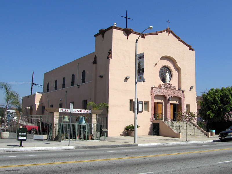 East LA Church