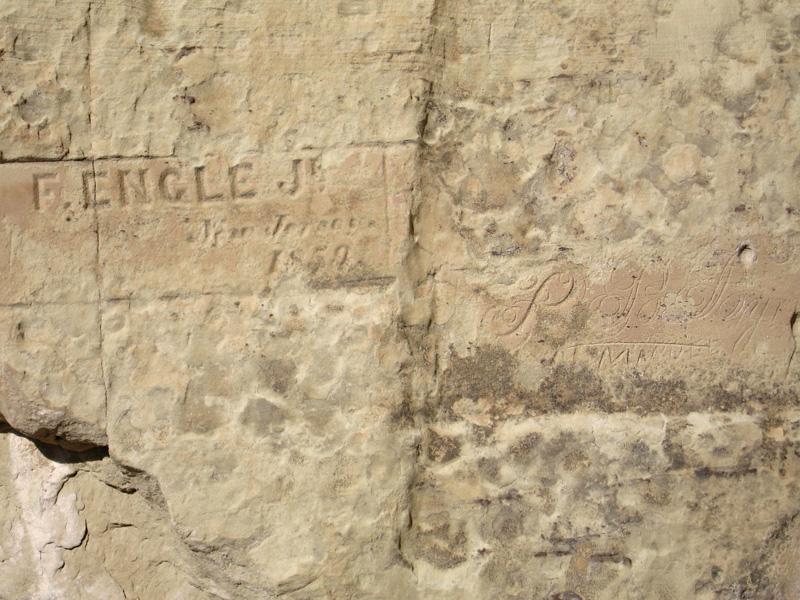 10. The Inscription Wall at El Morro