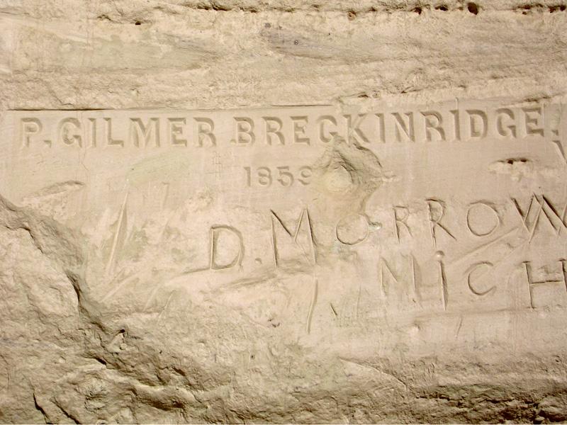 14. The Inscription Wall at El Morro