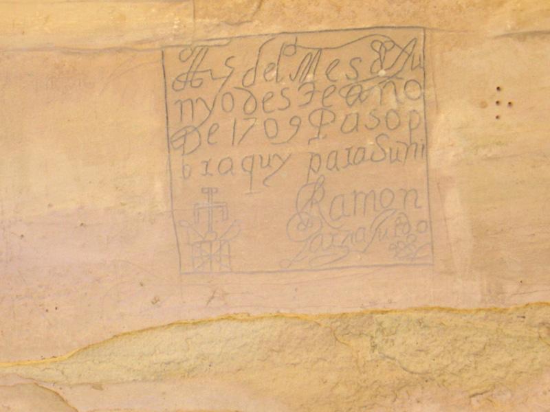 16The Inscription Wall at El Morro