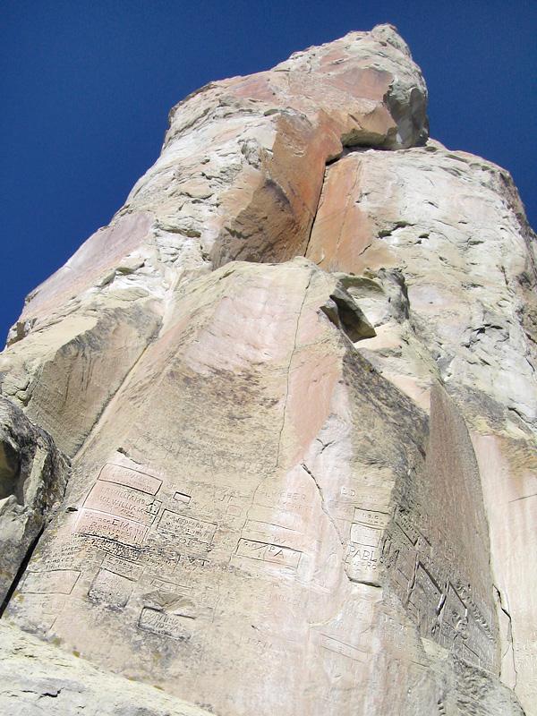 18. The Inscription Wall at El Morro