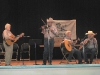 Old Time Fiddlers at the Fiesta Fiddle Fest in T or C, NM