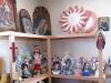 The store of artist Charles Medina at El Santuario de Chimayo