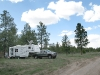 Boondocking in the Carson National Forest
