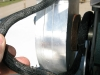 MotoSat Datastorm F2 Satellite Dish Cable Damage