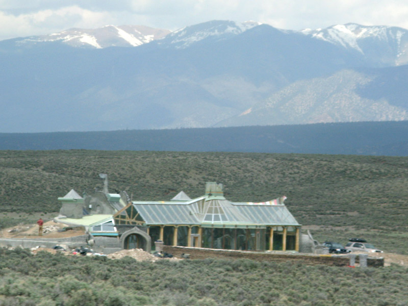 Earthship Institute