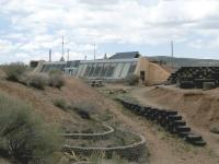 Earthship example Taos NM