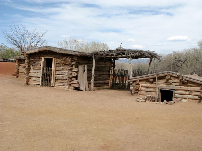 Barnyard El Rancho de las Golondrinas