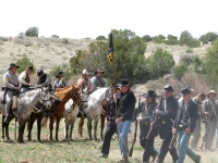Golondrinas Civil War Reenactment Santa Fe