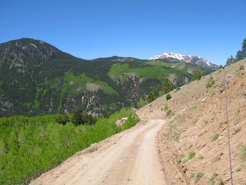 Vickers Ranch Lake City Colorado