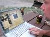 Jim joins Rhodester Stickam video chat