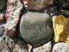 Imagine Rock in Vickers stone patio garden