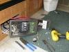 Jim installs inverter switch for RV solar system