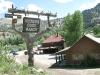Vickers dude ranch Sign HWY 149, Lake City Colorado
