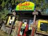 Nash farm store in Sunny Sequim, Washington