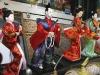 Samurai China Dolls in San Francisco Chinatown