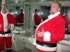 Preparing for the Christmas Eve Santa Mayhem