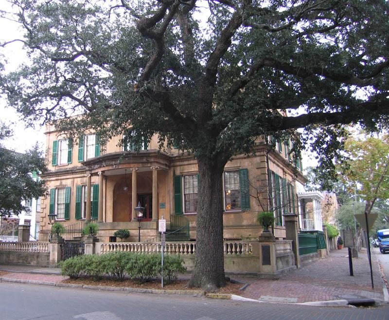 Savannah House