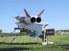 08. Navaho Rocket at Cape Canaveral Florida