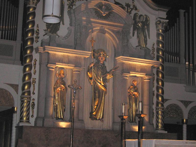 st augustine chapel