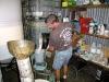 Brian Weighs Lye to Make BioDiesel