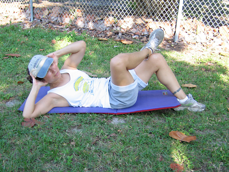 01. RV Fulltimer Workout for Strong Abs