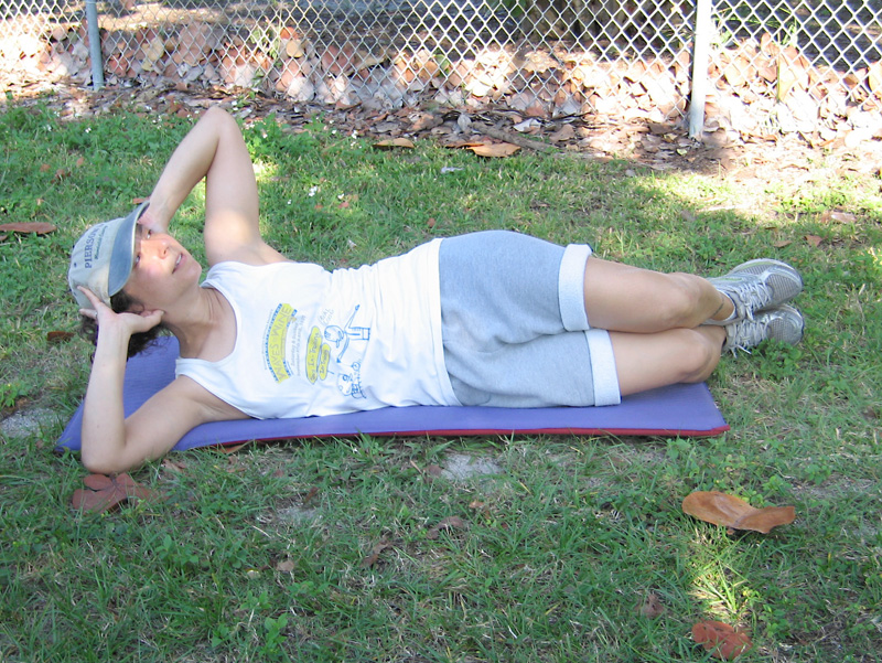 09. RV Fulltimer Workout for Strong Abs