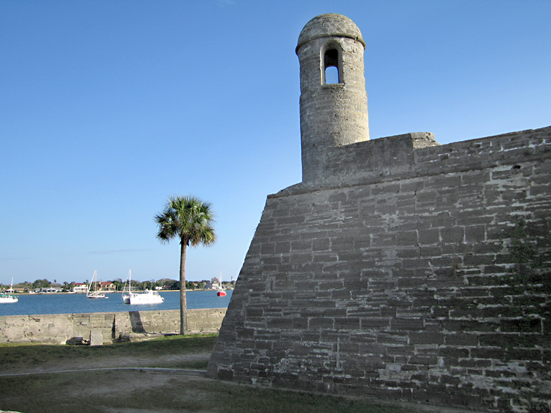 Castillo de San Marcos, St. Augustine