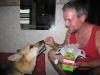 04. Jerry enjoys Christmas cookies