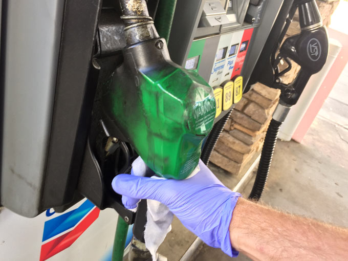 Fueling Safety